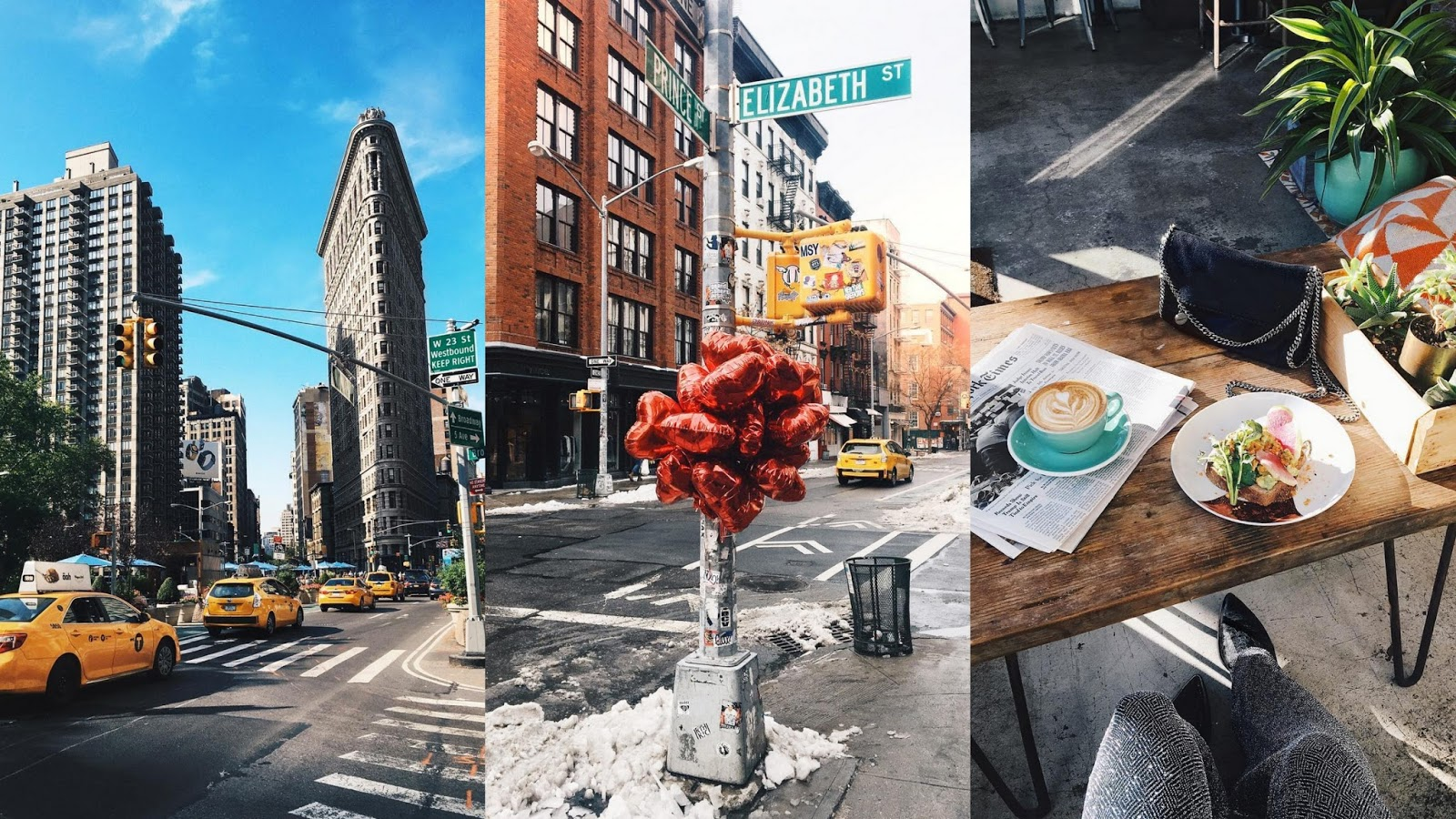 7 NYC instagram accounts to follow - Viktoria Dahlberg