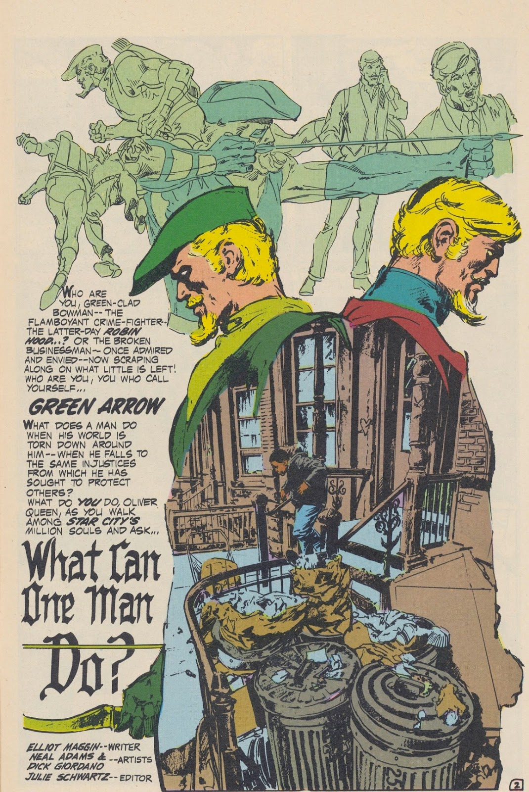 TALES FROM THE KRYPTONIAN: When You Least Expect It : Neal