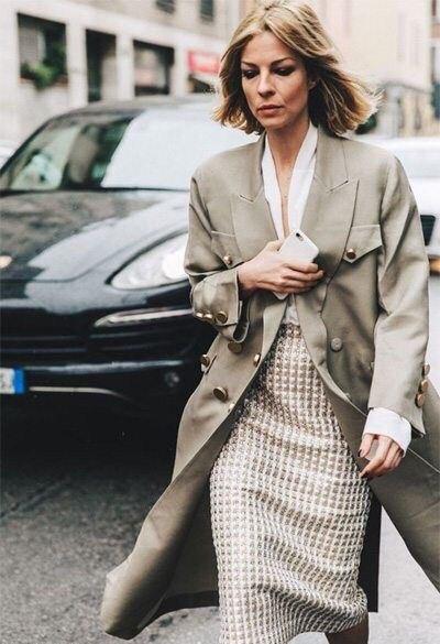 Парижанка и ее стиль