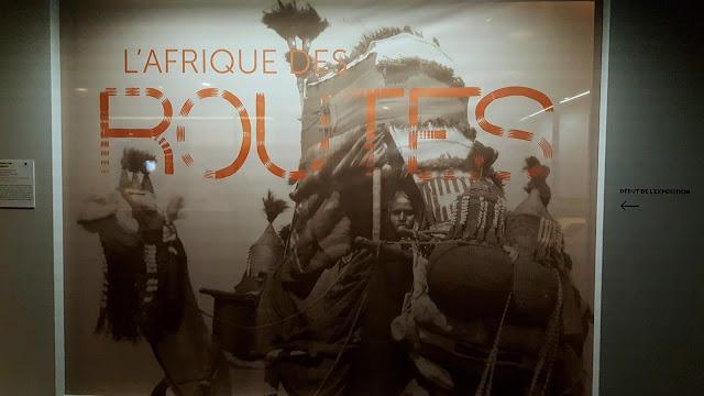 EXPO - L'AFRIQUE DES ROUTES