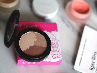 FitGlow Beauty Mineral Eye Trio in Sunglow
