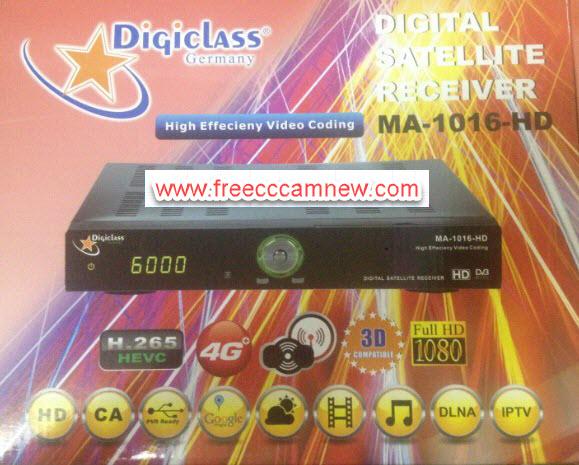 تحديث جهاز DIGICLASS MA-1016 HD,تحديث جهاز, DIGICLASS MA-1016 HD,MA-1016,