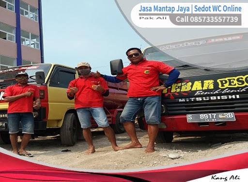 Layanan Sedot Tinja Area Surabaya Utara Call 085733557739