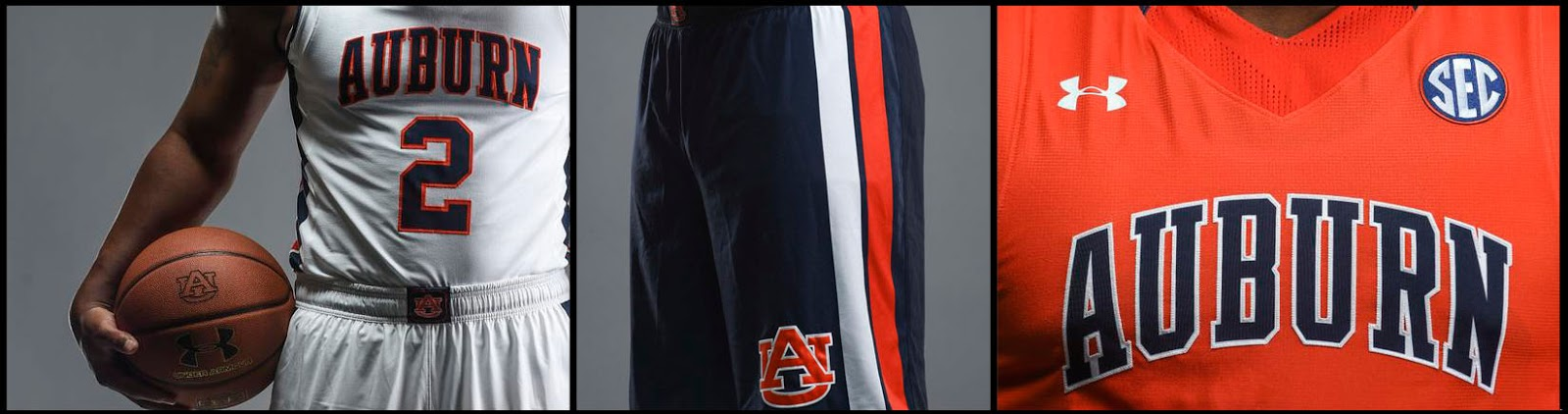 02251245a2d6 You can view previous Auburn basketball uniforms from Under Armour here.