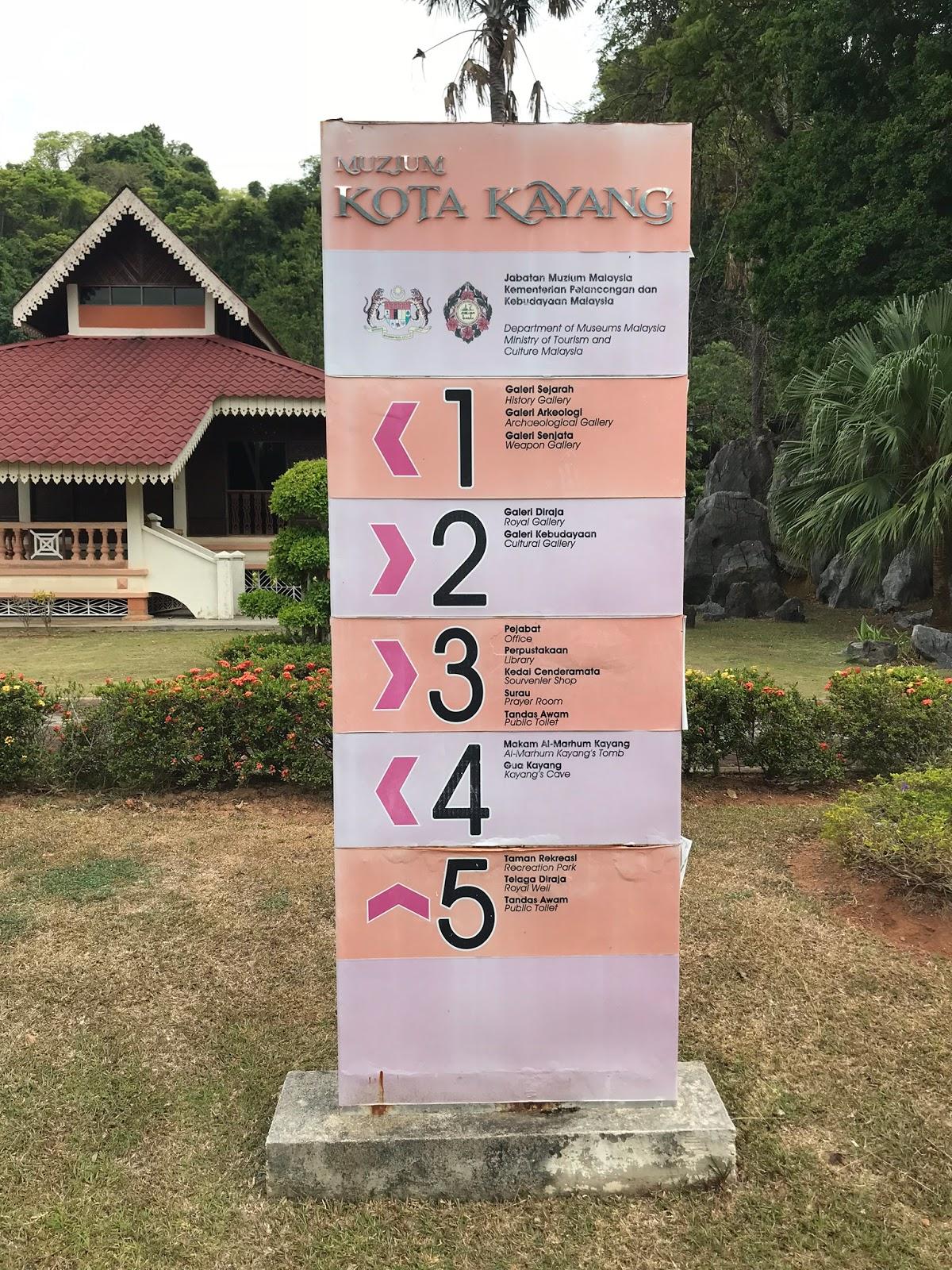 Sejarah Kayang : sejarah, kayang, Kayang, Museum