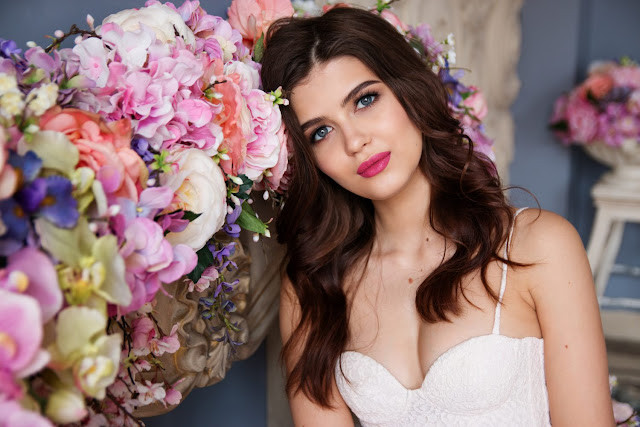 Mujer recién casada