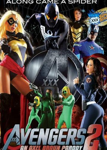 18+ Avengers 2 2018 A Parody Hot English 720p HDRip x264 600MB Download