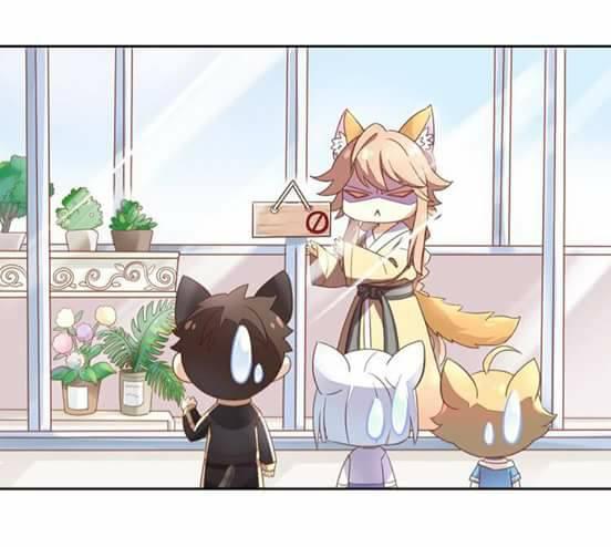 Dưới Móng Vuốt Mèo Chap 2