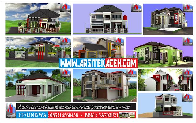 Jasa Arsitek Gedung di Aceh