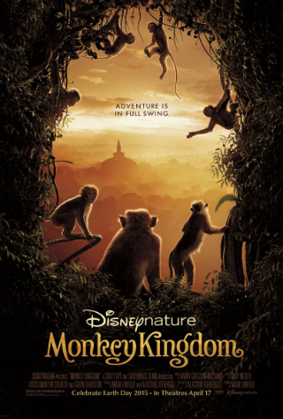 Monkey Kingdom [2015] [DVD5 + DVD9] [NTSC] [Latino]
