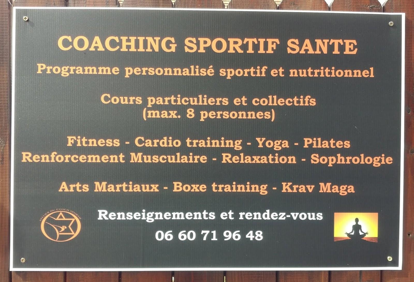 Blog De L Atelier Du Coach Sportif Coaching Sportif A Domicile Ou