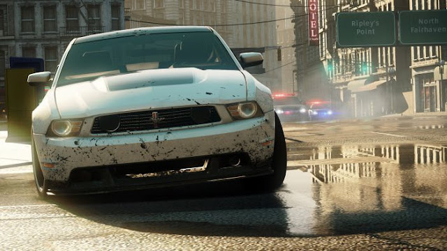 NFS Most Wanted Highly Compressed For PC | Working 100%