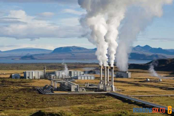 Igniting Tourists Through Geothermal Attractions
