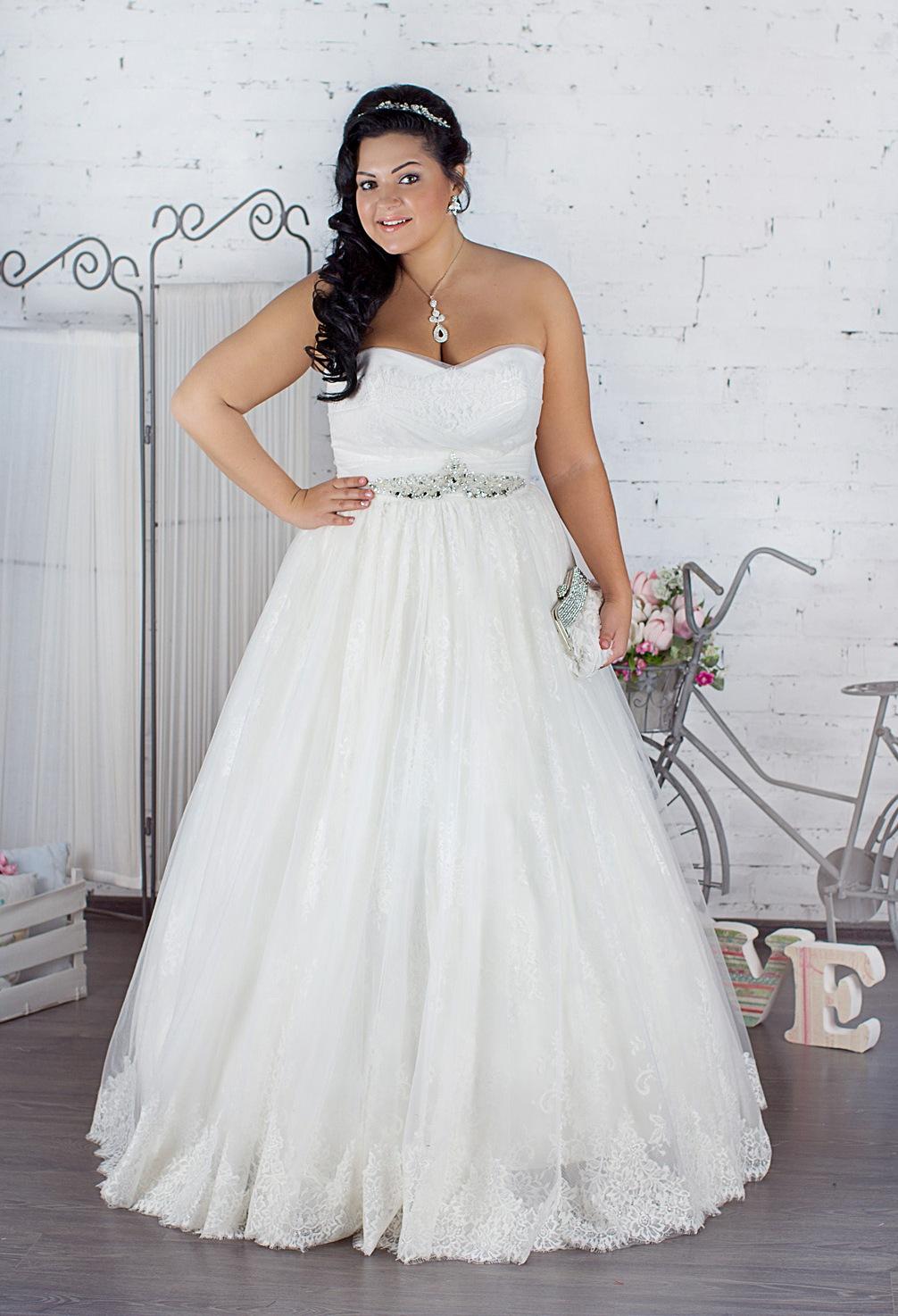 Vestidos novia para gorditas 2019