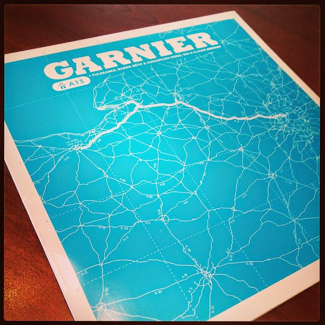 Laurent Garnier - A13 E.P. vinyle