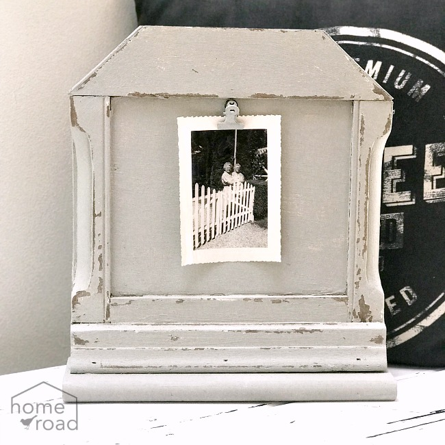 How to Make a Unique Chippy Frame