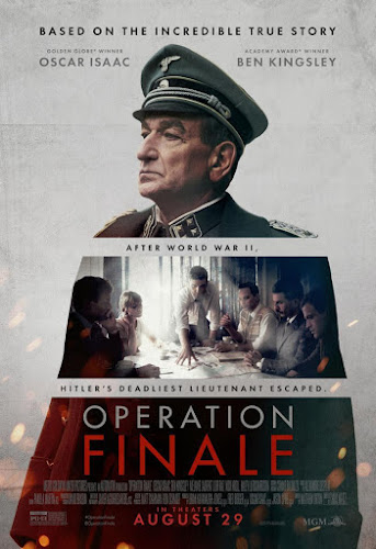 Operation Finale (Web-DL 720p Dual Latino / Ingles)  (2018)