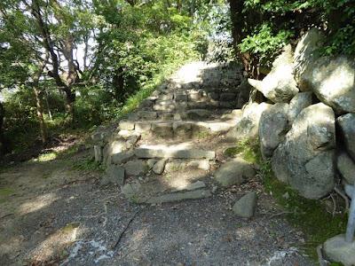 四條畷神社 木漏れ日の道
