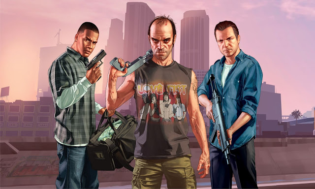 4 Game Android Open World Yang Mirip GTA