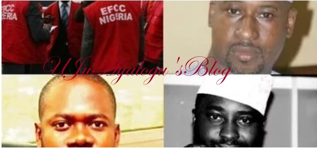 EFCC re-arraigns Arisekola and Tukur's sons, others for N3.1bn fraud