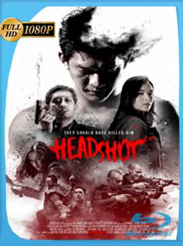 Headshot (2016) HD [1080p] Latino [Mega] Virlli-HD