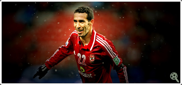 Mohamed Aboutrika Al Ahly Egypt