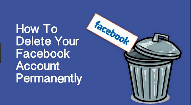 How to Delete Facebook Account Permanently Forever