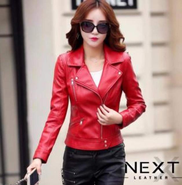 840 Koleksi Model Jaket Wanita Modern Terbaru