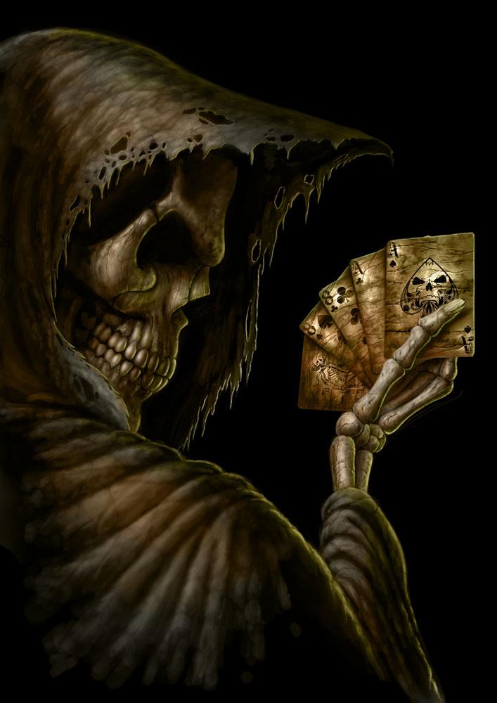 Death ManS Hand