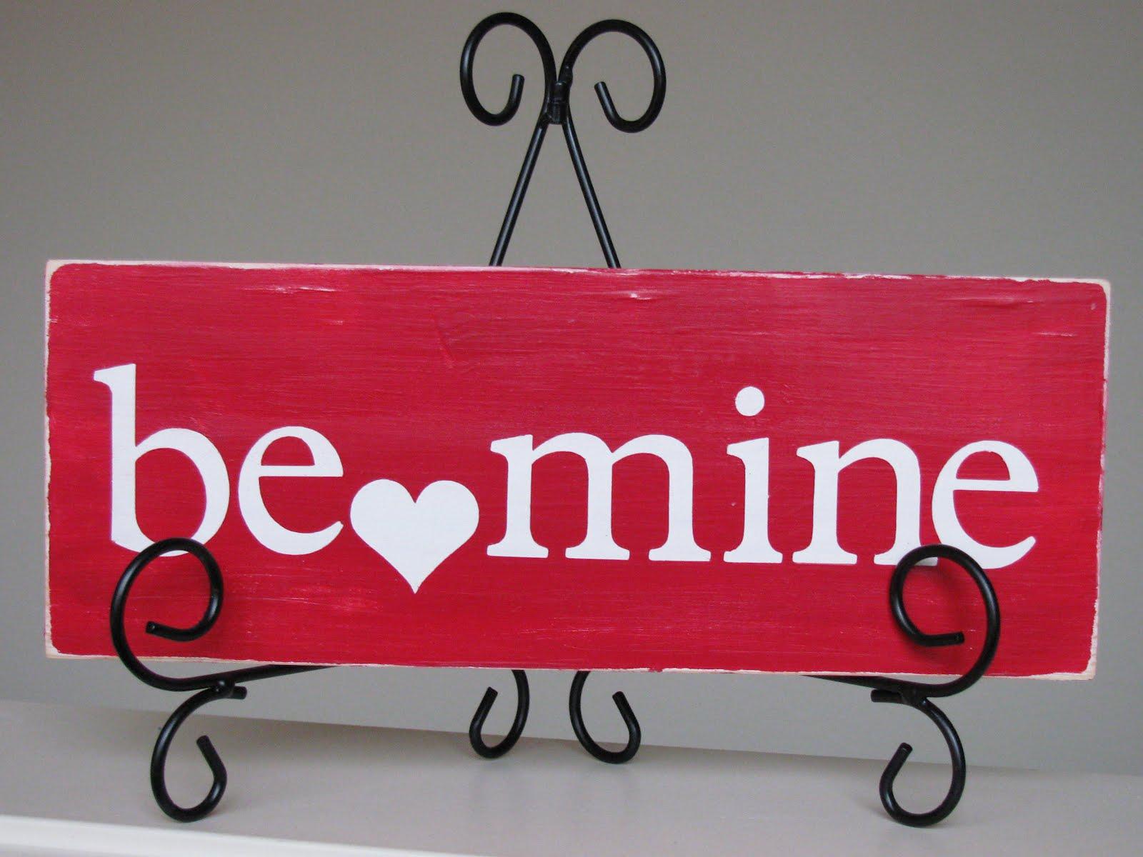 My Crafty Playground Valentine Decor