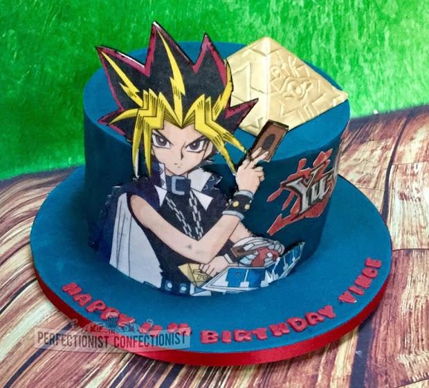 Perfectionist Confectionist Vince - Yu Gi Birthday
