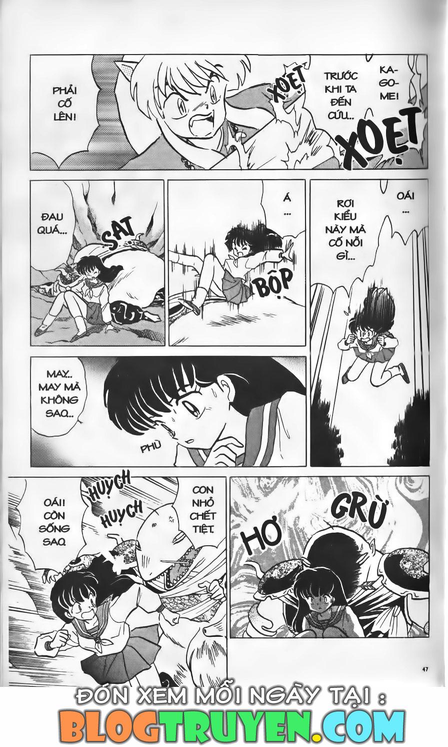 Inuyasha vol 04.3 trang 8