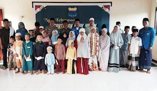 PKC PMII Bali-Nusra Gelar Ngaji Kebangsaan Dan Santunan Anak Yatim