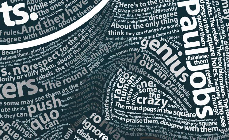 Audi San Francisco >> Kingy Graphic Masters: Erik Spiekermann Typography - SAM