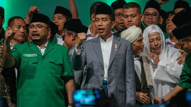 Maulid Nabi, Jokowi Imbau Teladani Sifat Rasulullah: Amanah dan Selalu Menyampaikan Kebenaran