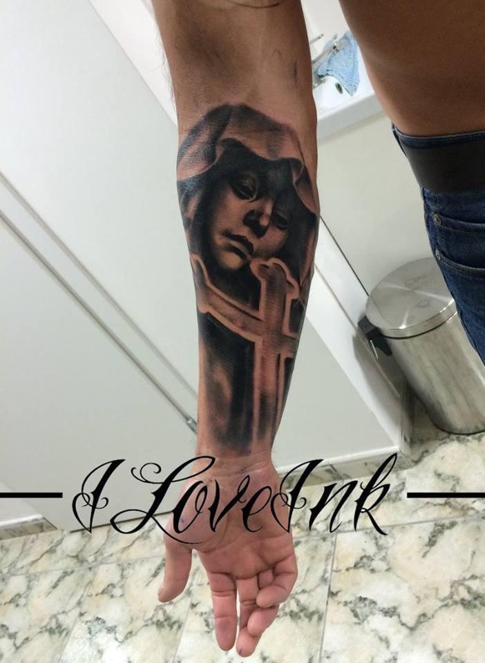 I Love Ink Studio Tatuażu Bydgoszcz
