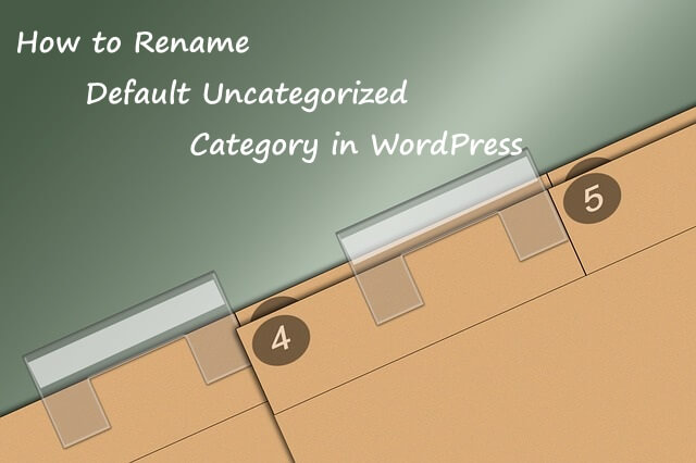 How-to-Rename-Default-Uncategorized-Category-in-WordPress