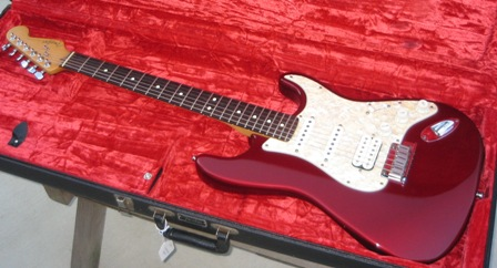 rex and the bass fender lone star stratocaster. Black Bedroom Furniture Sets. Home Design Ideas