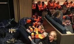 Νορβηγία: Έφτασε σε ασφαλές λιμάνι το κρουαζιερόπλοιο