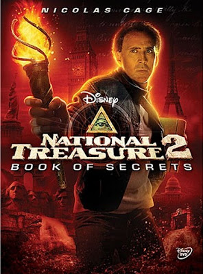 National Treasure 2: Book of Secrets (2007) ปฏิบัติการณ์เดือด ล่าบันทึกลับสุดขอบโลก
