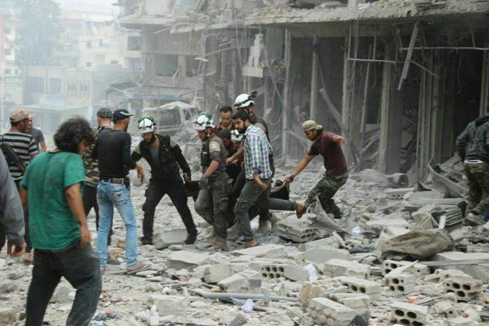Serangan Udara di Idlib Masih Terjadi Selama Idul Fitri