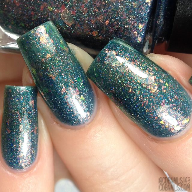 Lollipop Posse Lacquer-Our Lady of the Trees