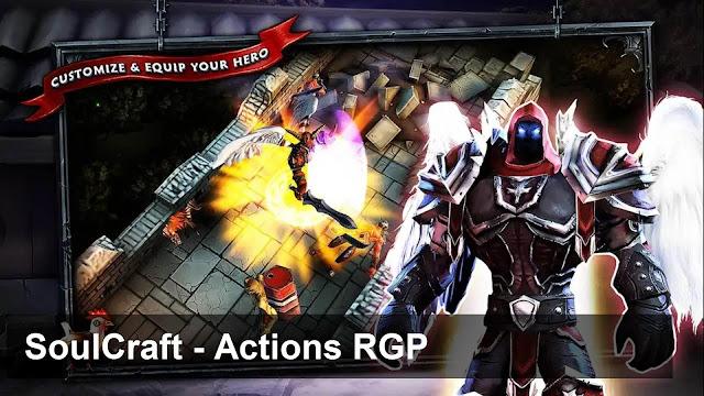 SoulCraft - Actions RGP - Game Petualangan Offline