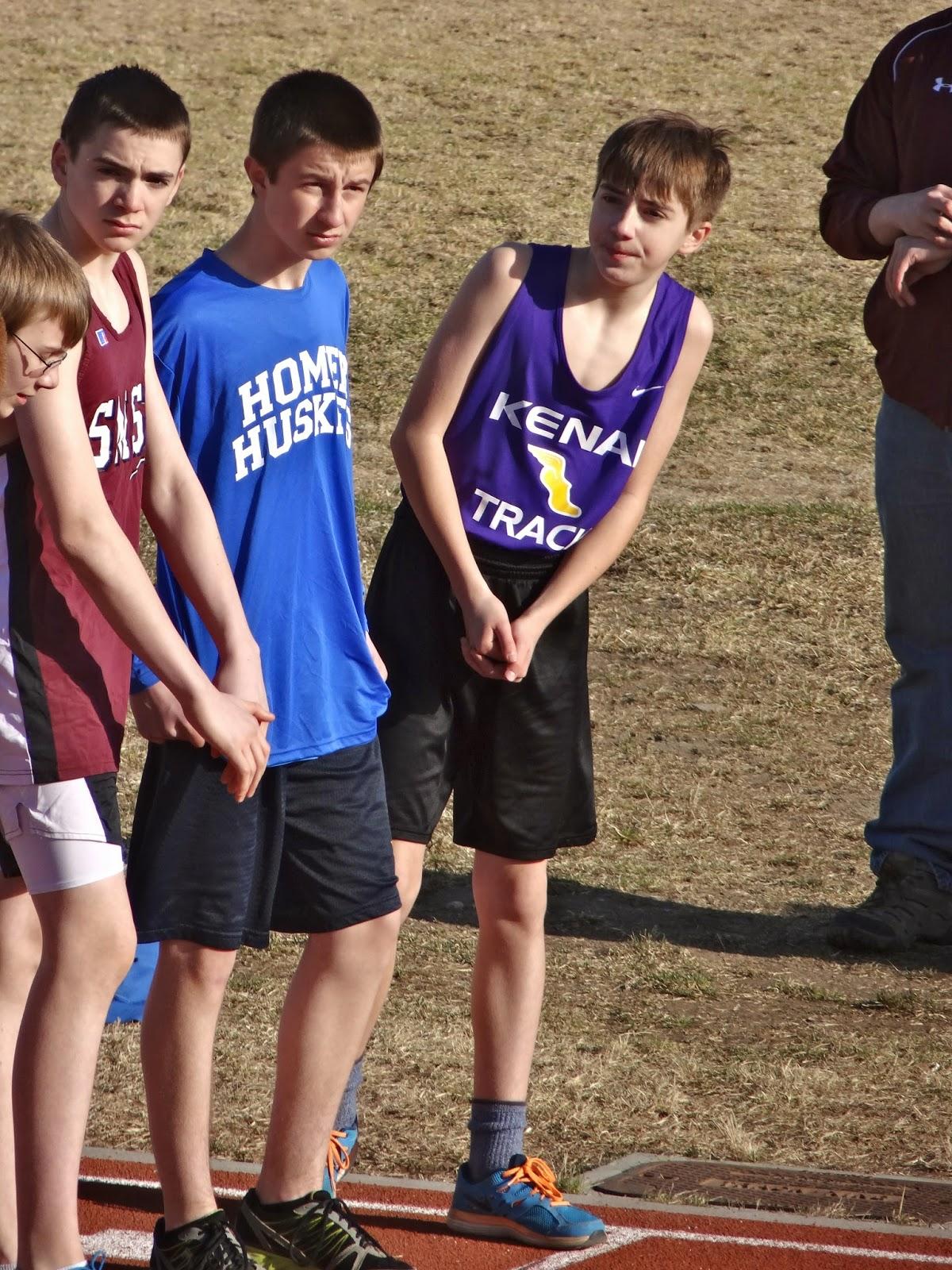 bloom carroll middle school track meet