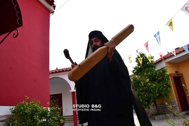 Αργολίδα: Αγρυπνία στη μνήμη του Αγίου Ιγνατίου του Οσιομάρτυρα στην ορεινή Ζόγκα