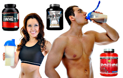 Batido proteínas ayunas masa muscular