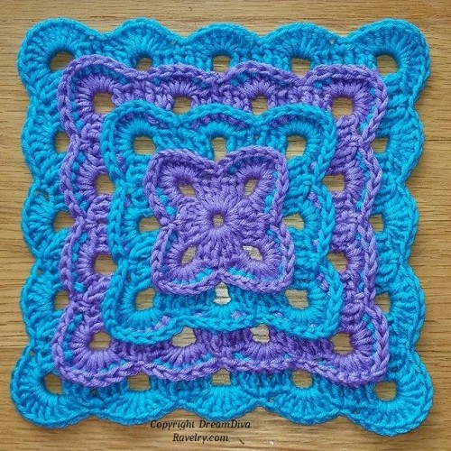 Arches All Around - Free Pattern