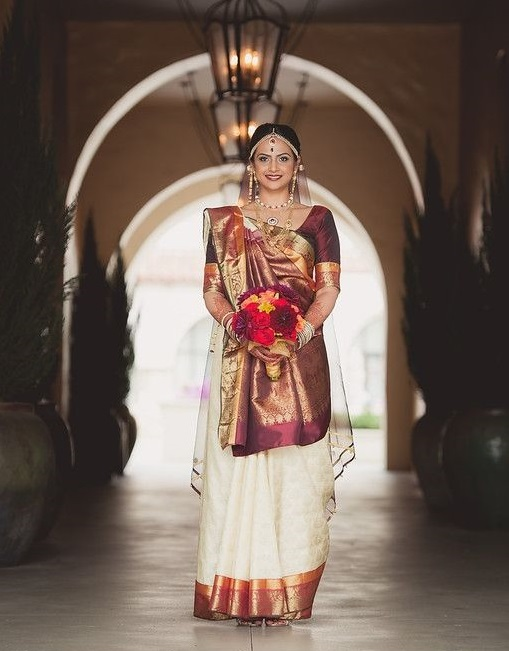 Indian bridal looks: Gujarati bride