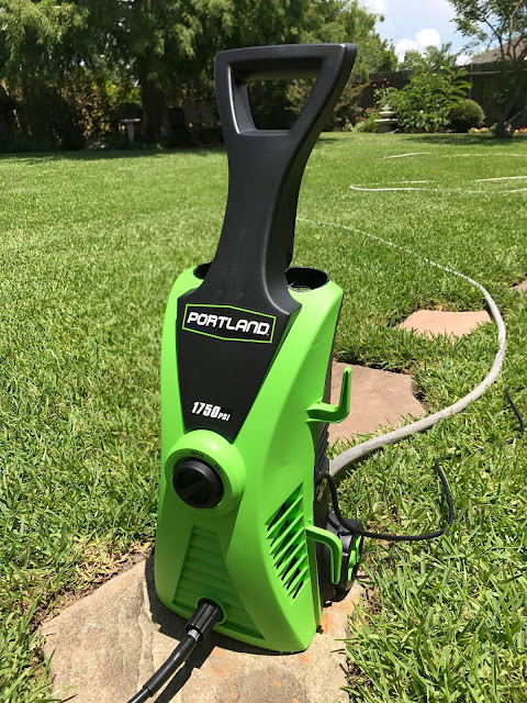 Texas Decor Harbor Freight Pressure Washer 80