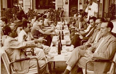II Campeonato de España de ajedrez por equipos Bilbao-1957